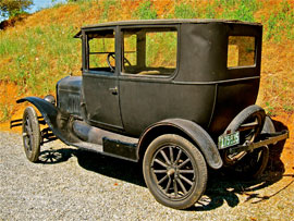 Old model t ford truck picture Rule No. 1: Always Carry A Camera