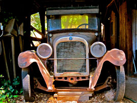 old dodge truck photo Rule No. 1: Always Carry A Camera