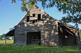 rural americana barn1 Solo expedition in Dixie proves rich in memories, keeper images
