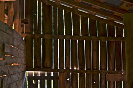 rural americana barn interior Solo expedition in Dixie proves rich in memories, keeper images