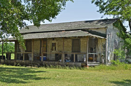 rural americana house abandoned Solo expedition in Dixie proves rich in memories, keeper images