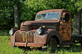 rural americana old truck Solo expedition in Dixie proves rich in memories, keeper images