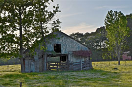 rural americana southern barn1 Solo expedition in Dixie proves rich in memories, keeper images