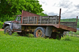 rural americana truck tenn Solo expedition in Dixie proves rich in memories, keeper images