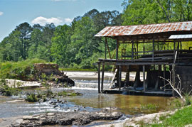 rural americana water mill1 Solo expedition in Dixie proves rich in memories, keeper images