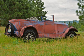 buick rural americana photo Little did I know, wisdom of Yogi Berra extrapolates to photography